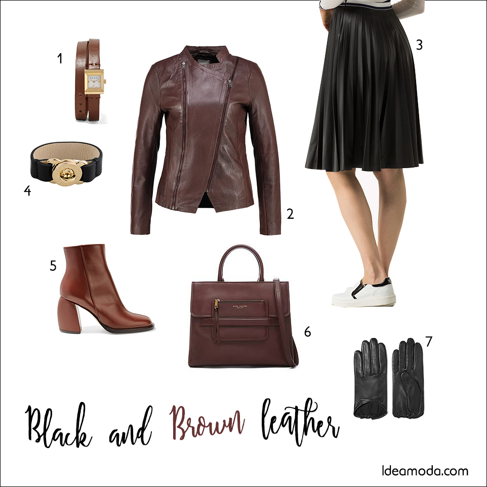 blackandbrownleather